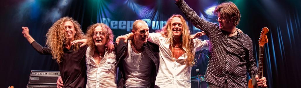 Deep Purple Jam - siger tak en for kanon aften