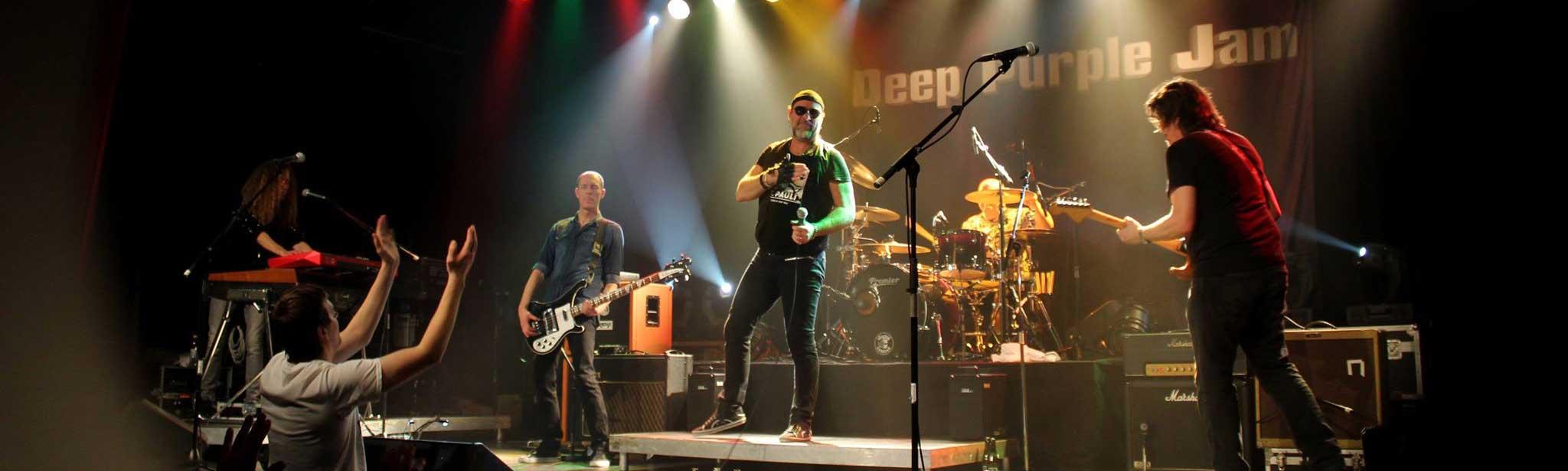 Deep Purple Jam - Live